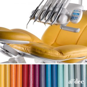 A-dec Chair Upholstery Sets
