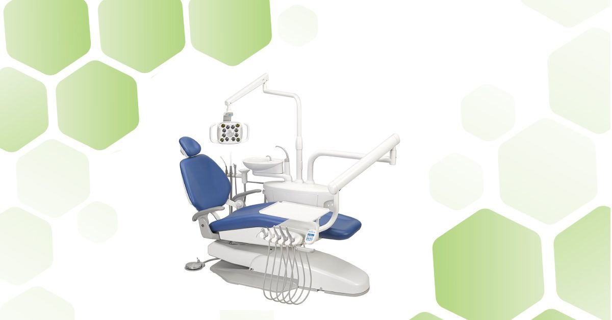 Budget-friendly dental equipment for dental practices A-dec 200 Chair